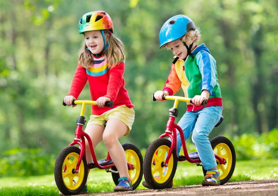 c0bd75ff5f3 Balance bikes look like regular models without the pedals
