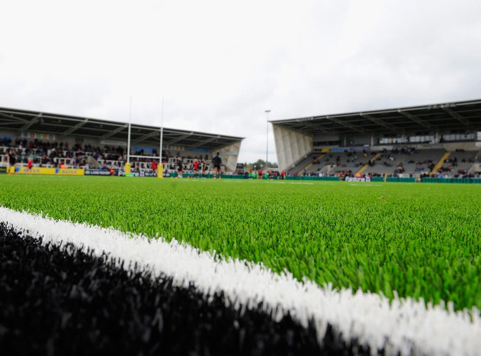 The RFU is facing a backlash over the use of artificial pitches and failing to look into the potential hazards that surround them