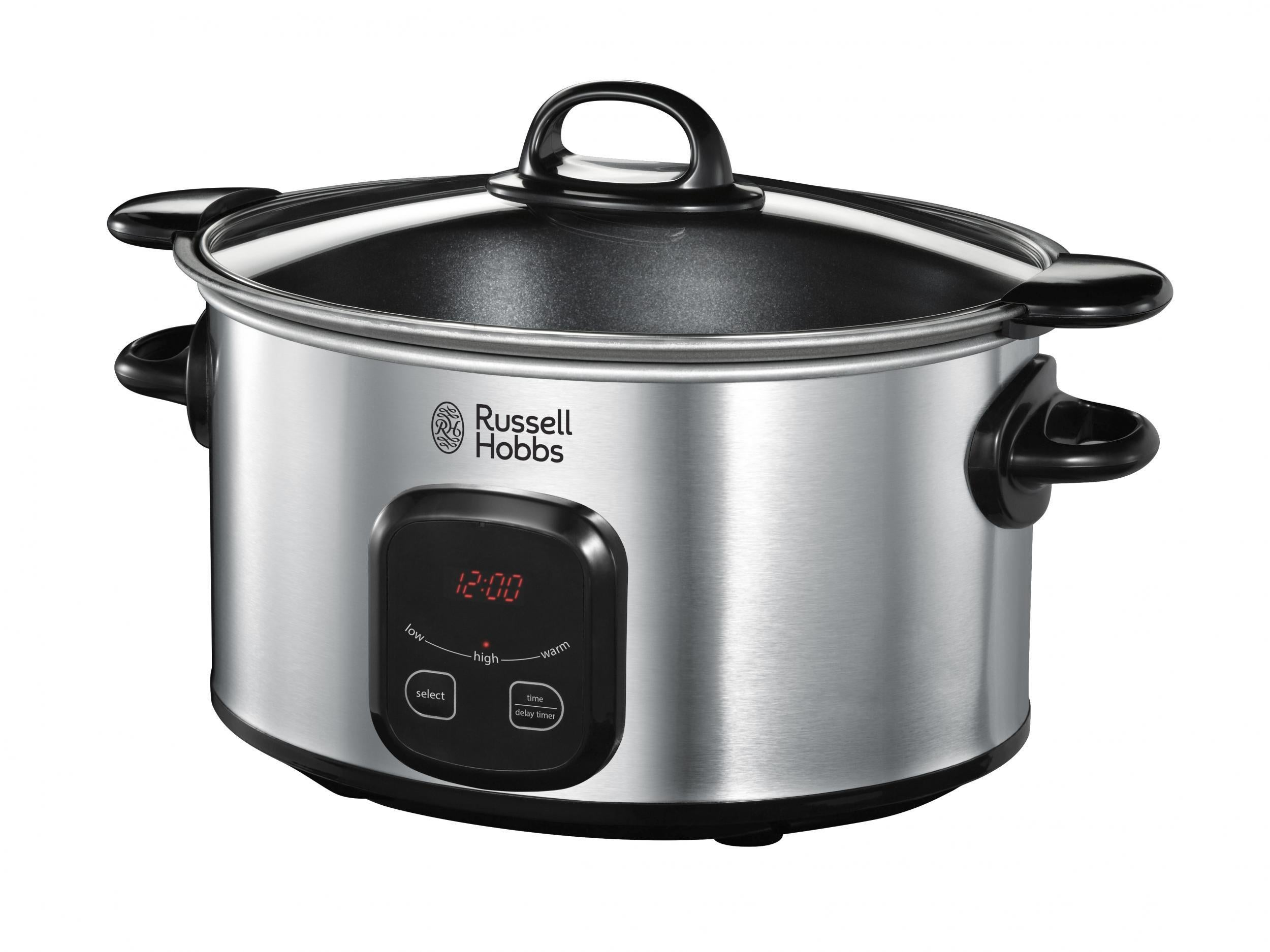 12 Best Slow Cookers to Take the Stress Out of Dinner Prep