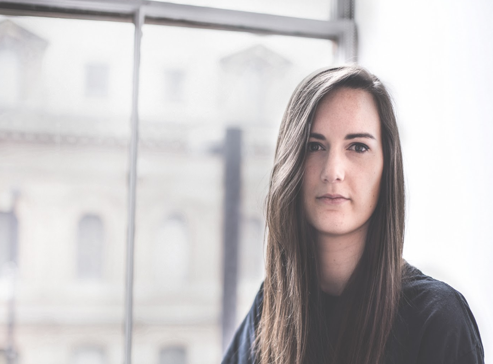 Hannah Anderson was studying to become a teacher when she was approached to join Social Chain