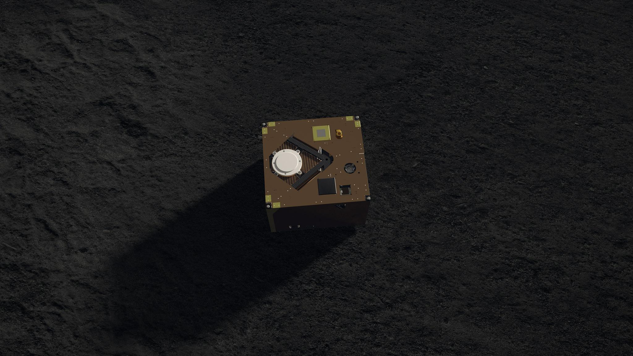 Robot Dies a Day After it was Dropped Onto an Asteroid by Japanese Spacecraft