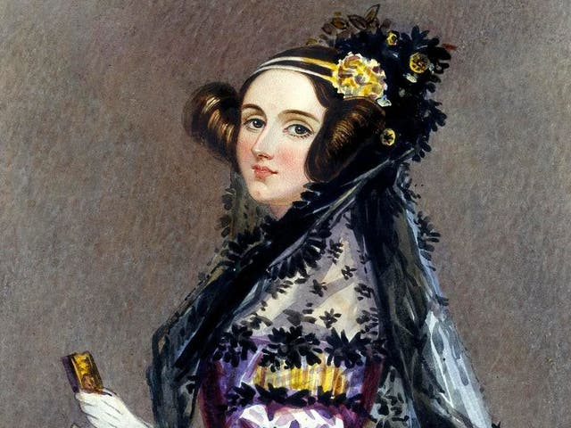 Ada Lovelace came up with the first computer program, a century in advance of Alan Turing
