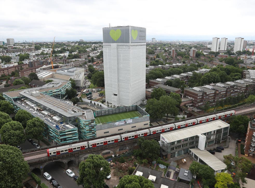 The hotel bill is estimated to be almost five times the cost of the original tower block
