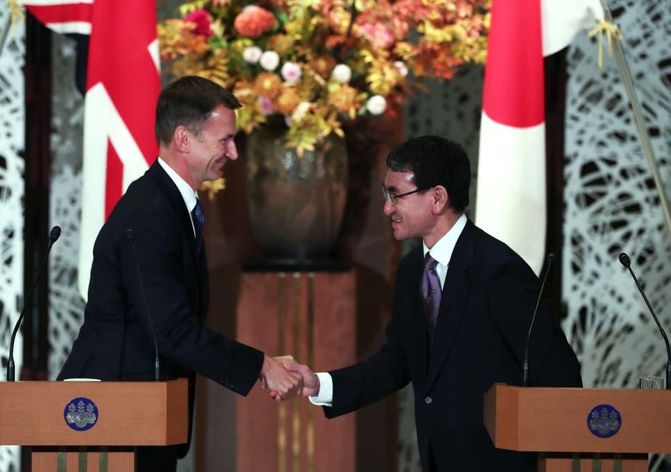 Hard Brexit risks UK status as 'gateway to Europe' for Japan