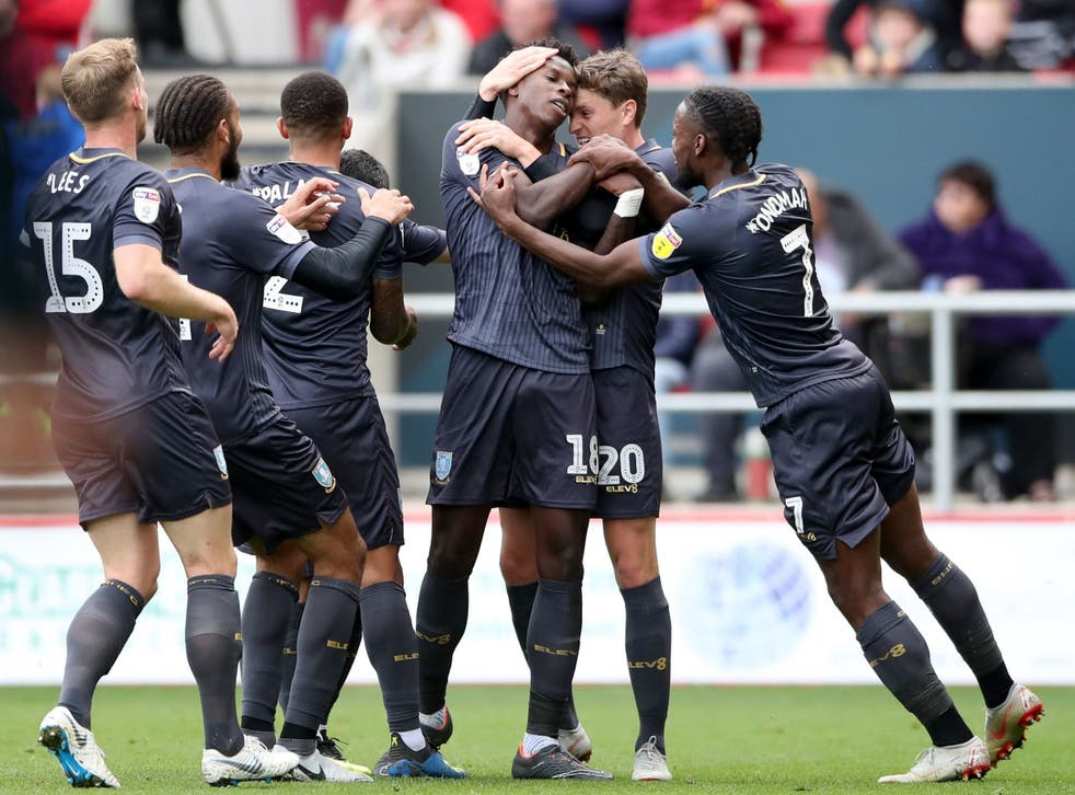 Lucas Joao's two goals in three minutes secured maximum points for Sheffield Wednesday