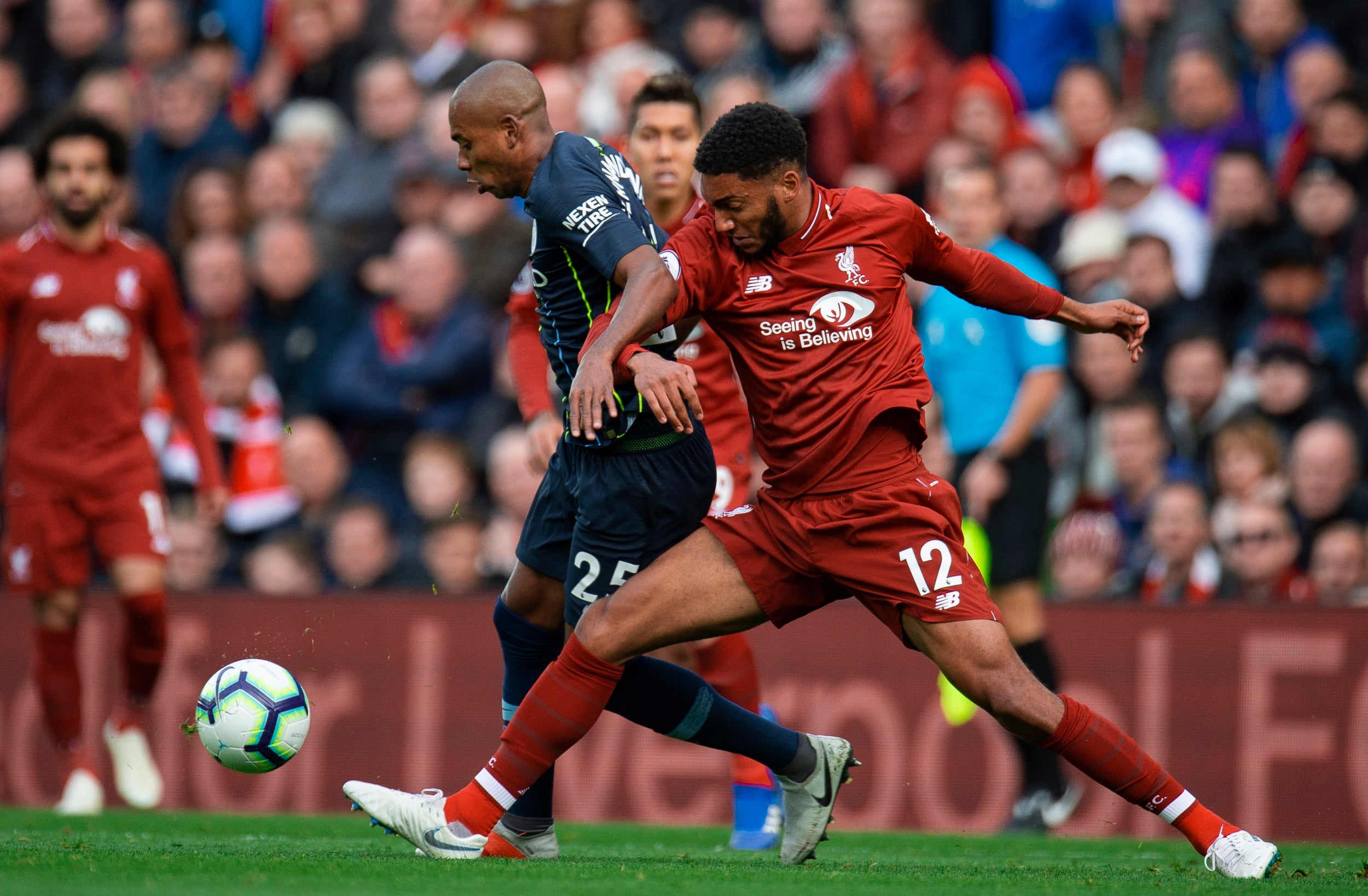 Joe Gomez  Out Of