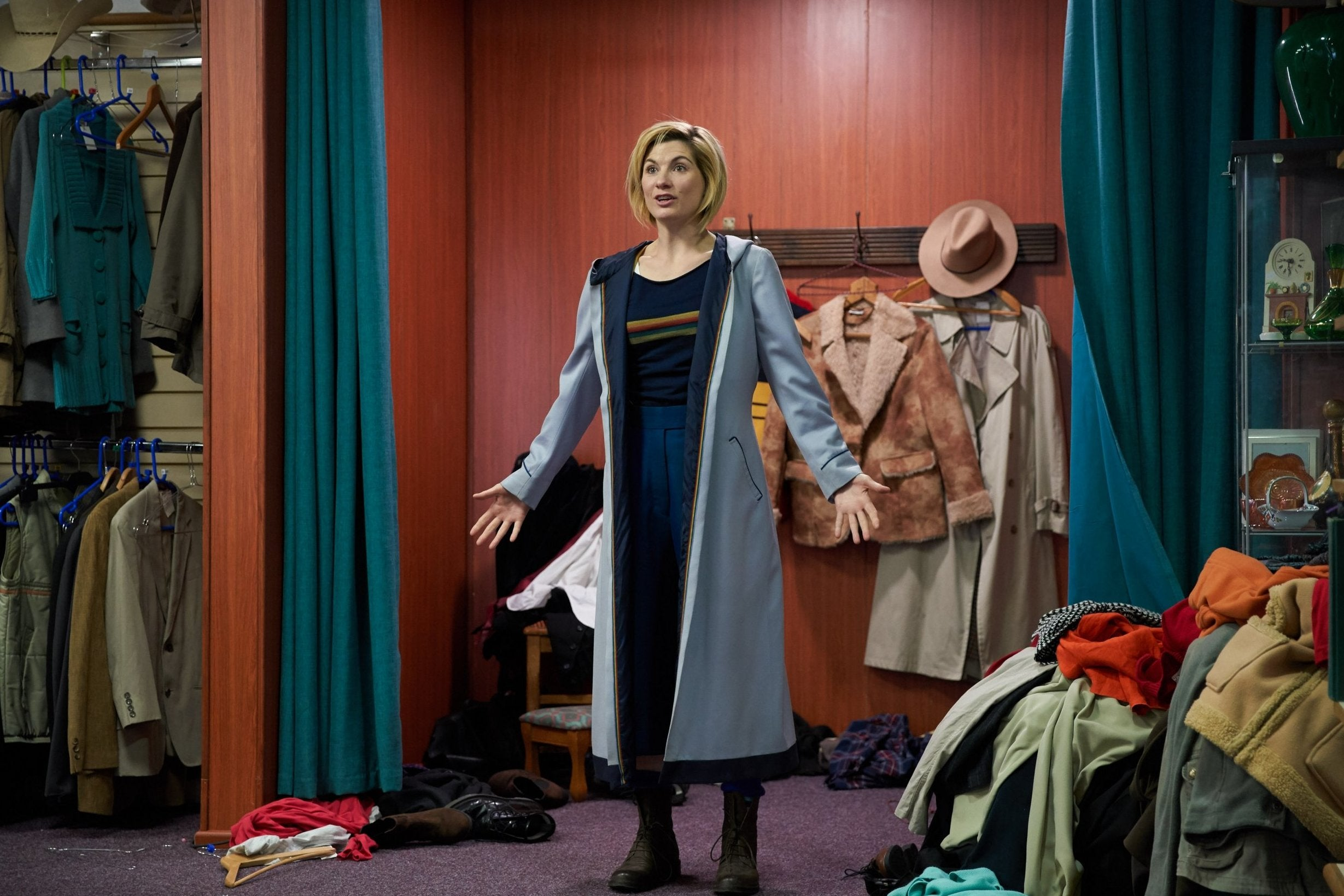 Doctor Who, The Woman Who Fell To Earth, review: Jodie ...  Doctor Who, The...