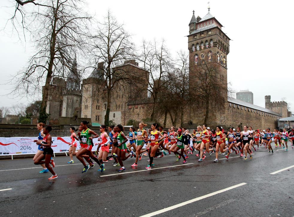 The race is the second-biggest half marathon in the UK