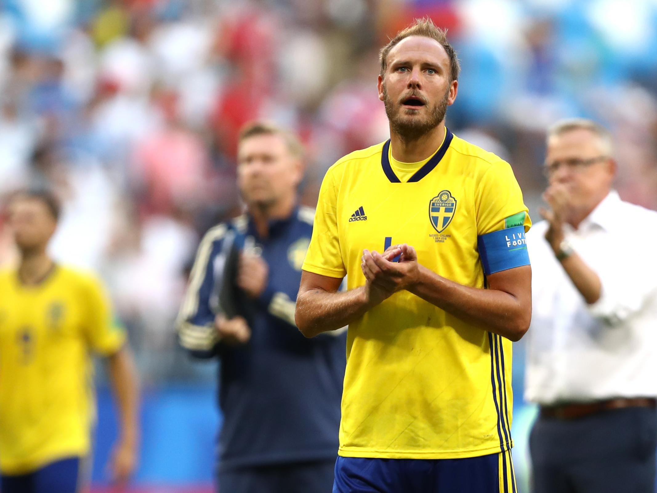 Manchester United transfer news: Andreas Granqvist confirms interest from Red Devils