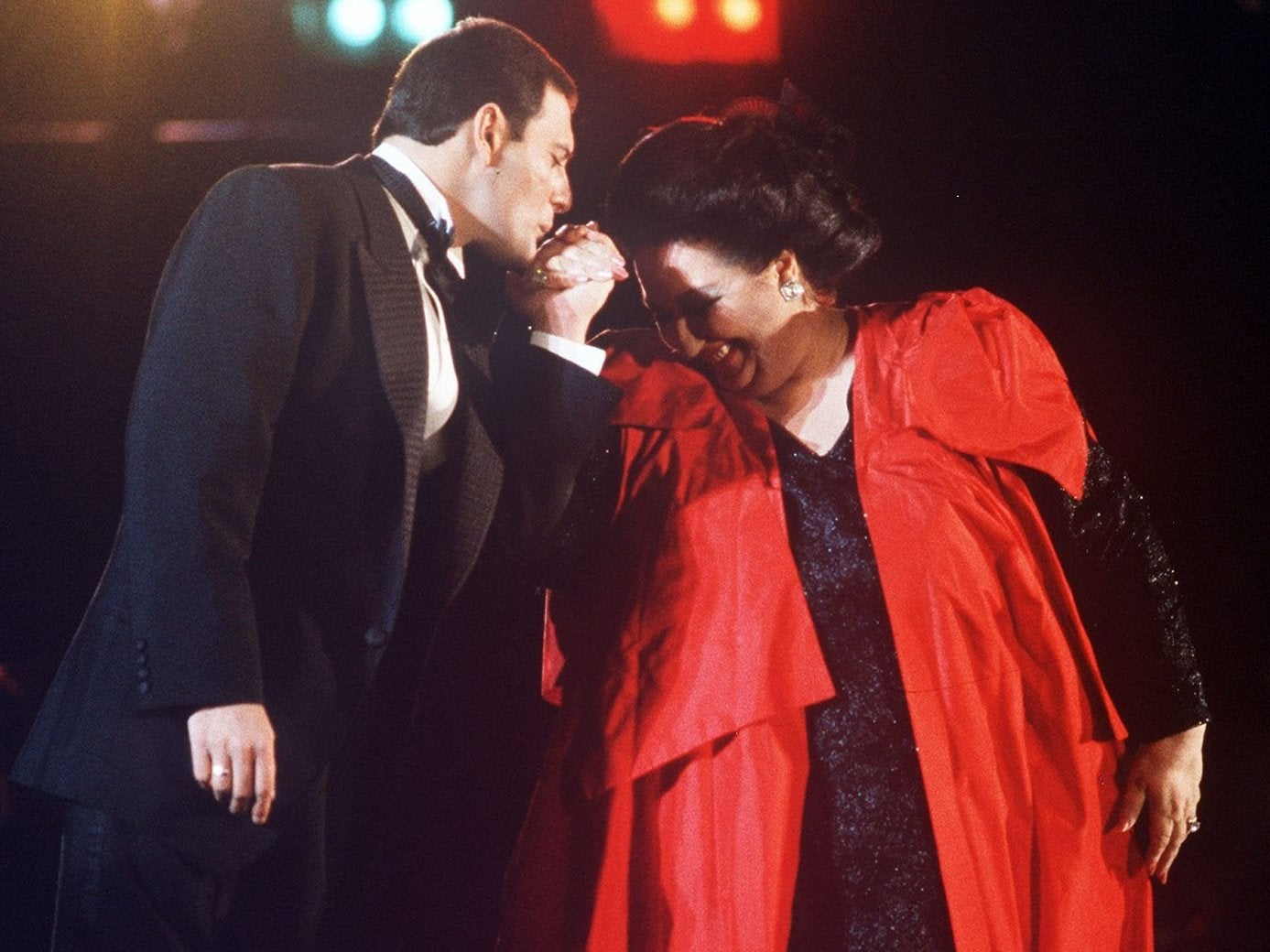 Montserrat Caballe Much Loved Opera Singer Who Became A Pop