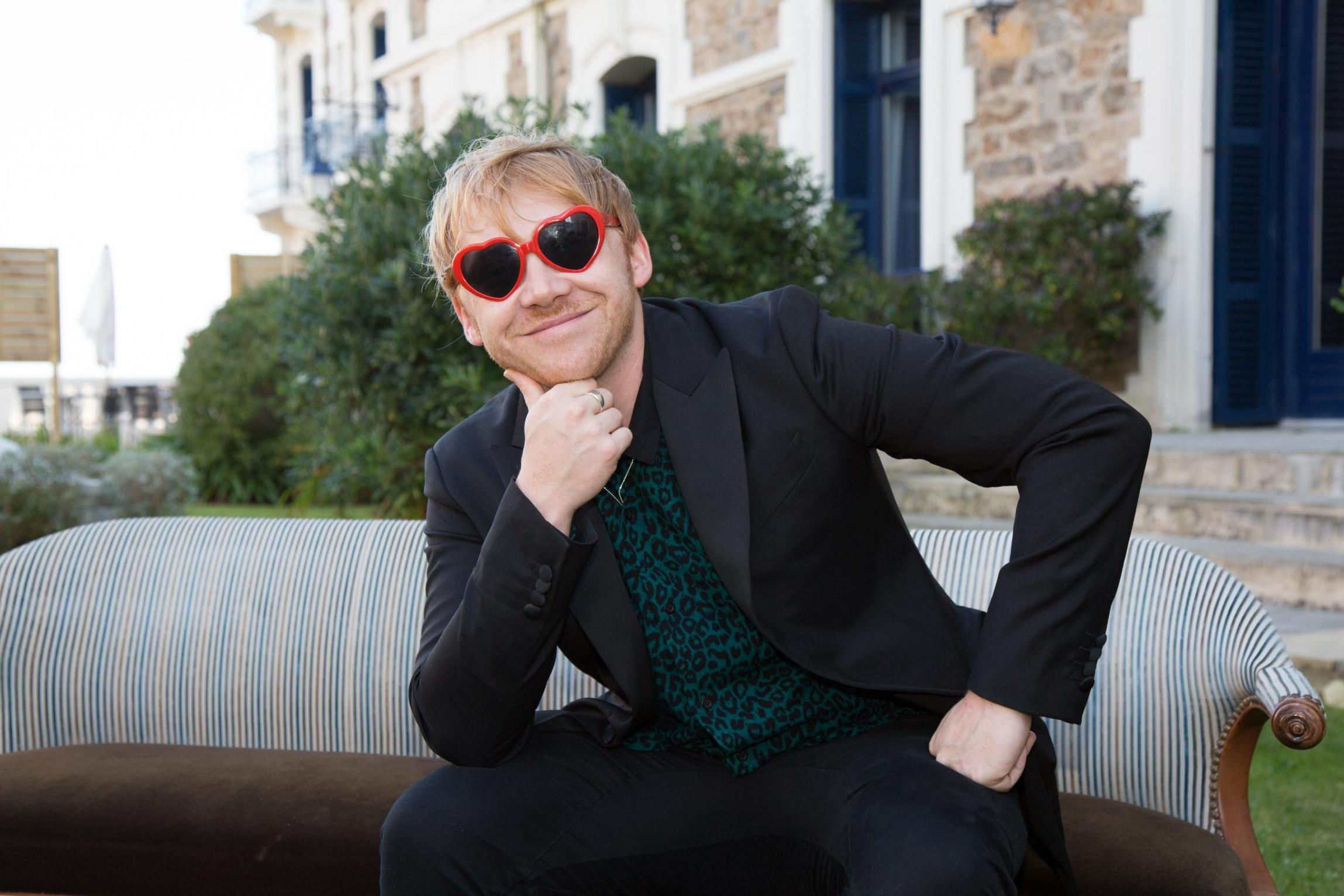 rupert grint interview i can�t really remember life