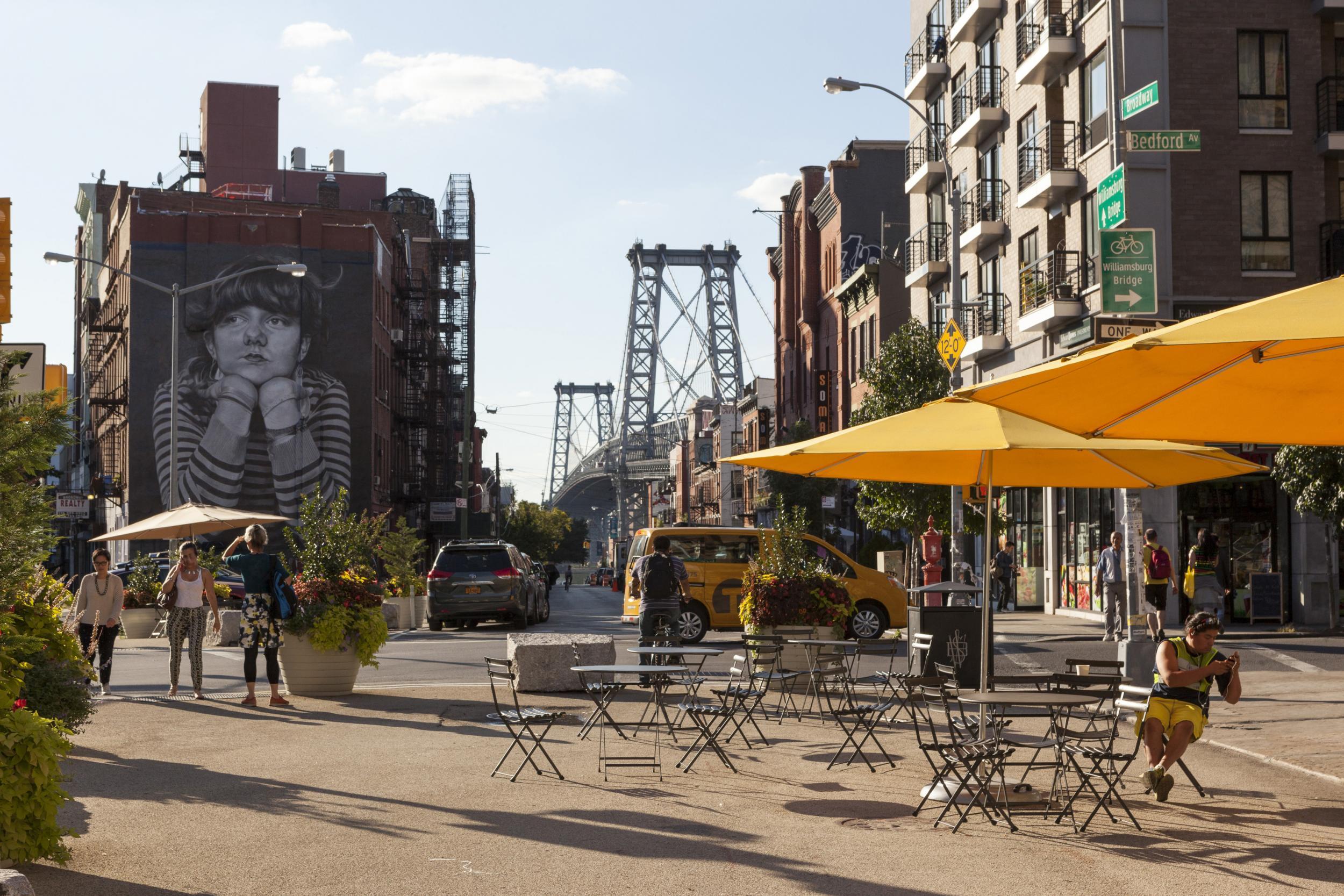 Williamsburg is still the coolest New York neighbourhood