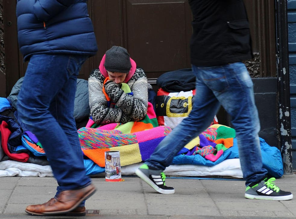 Why has the government not prioritised help for rough sleepers?