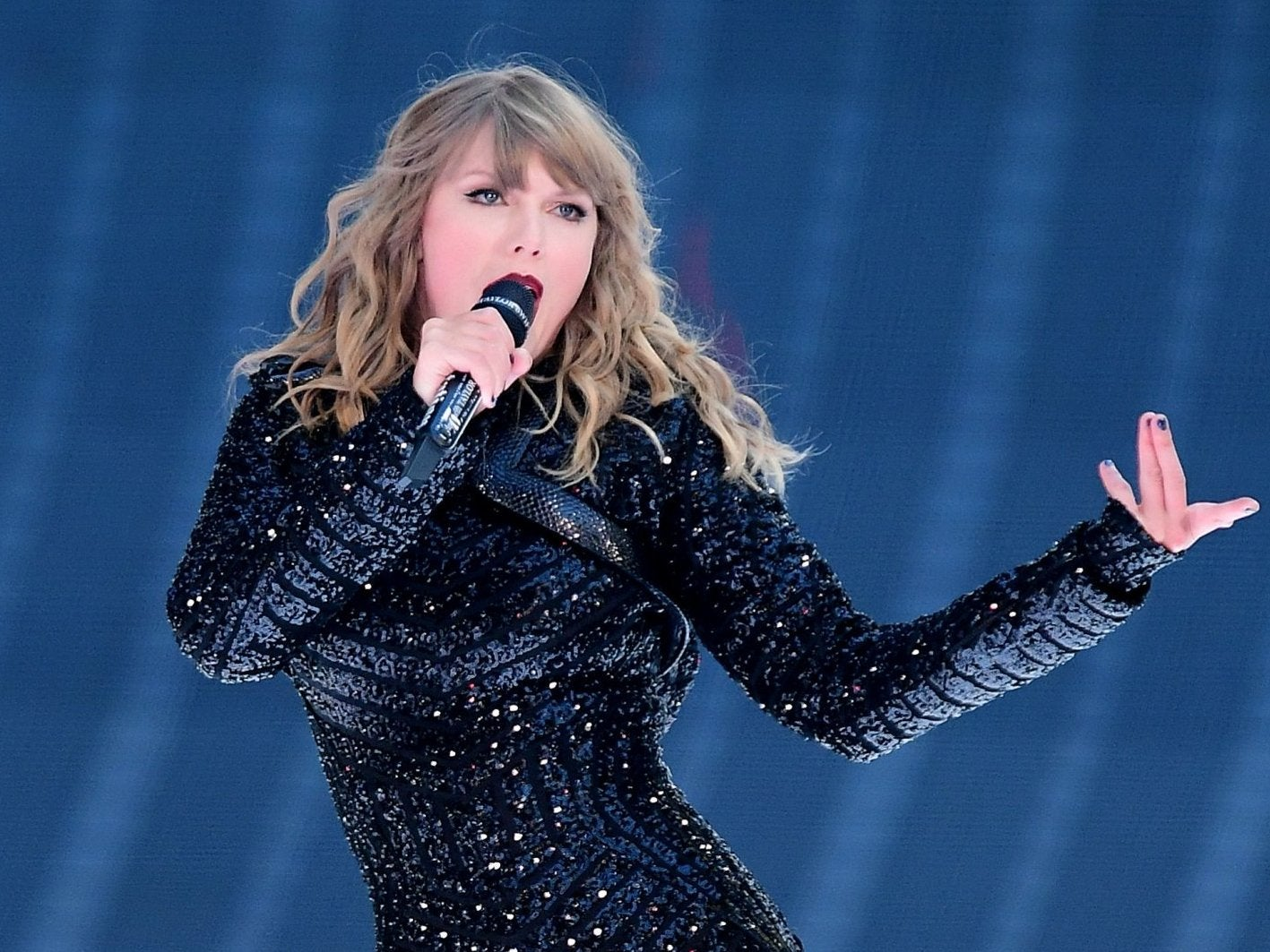 Taylor Swift's Reputation Stadium Tour released on Netflix – here's
