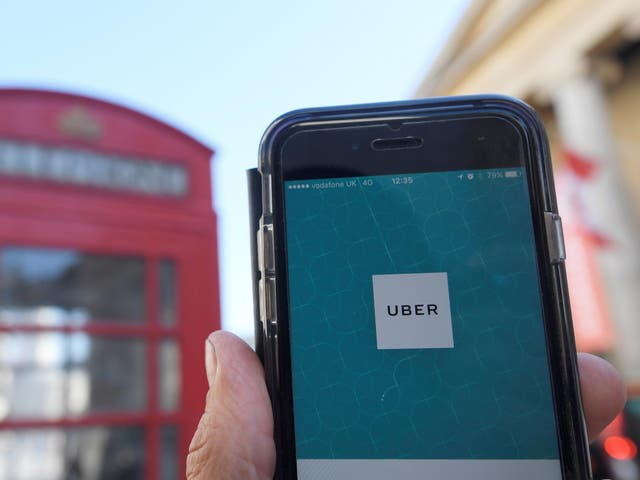 Uber's licence was granted on a 'probationary' basis in London last year after Transport for London refused to renew it amid safety concerns