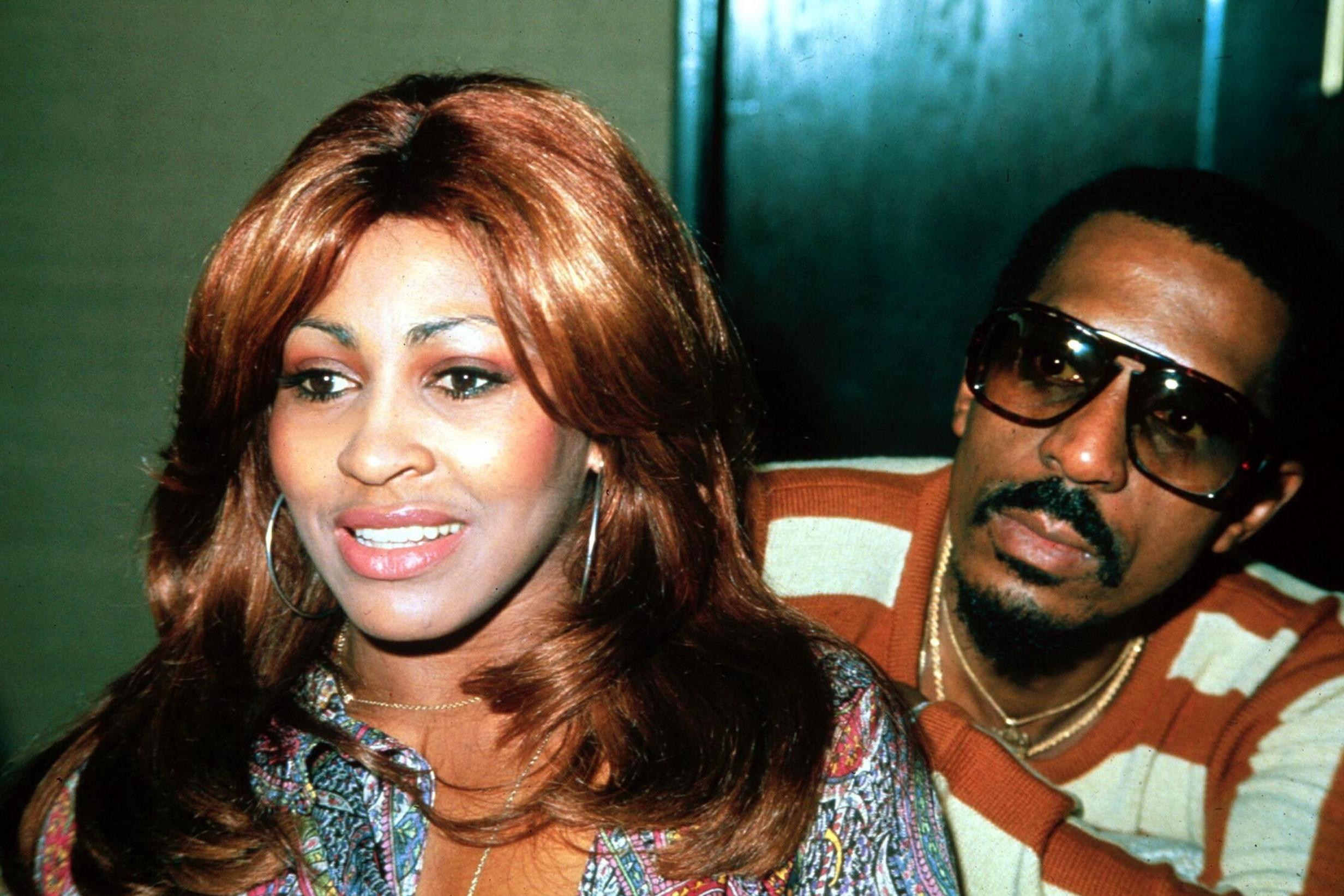 Tina Turner says she doesn't know if she can forgive Ike 'for all he ever did to me'