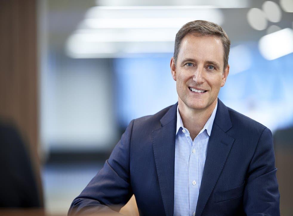 Former Aviva CEO Mark Wilson