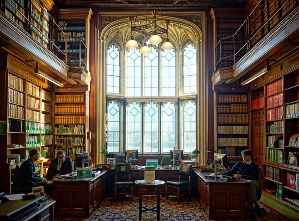 Commons knowledge: the mission of the lower house library is to 'contribute to a well-informed democracy'