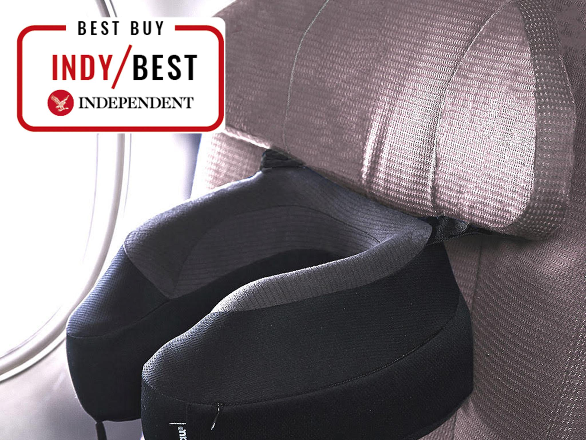 best loved 3ac4c a93cd 10 best travel pillows   The Independent