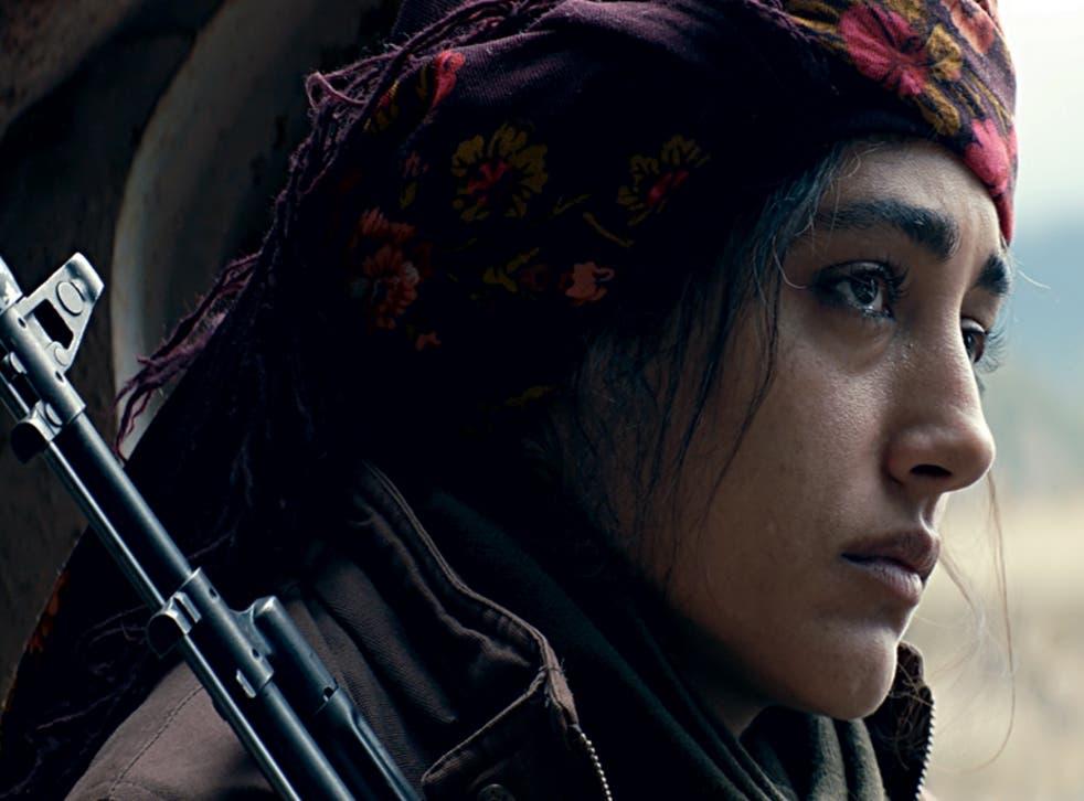 Golshifteh Farahani stars in Eva Husson's 'Girls of the Sun'