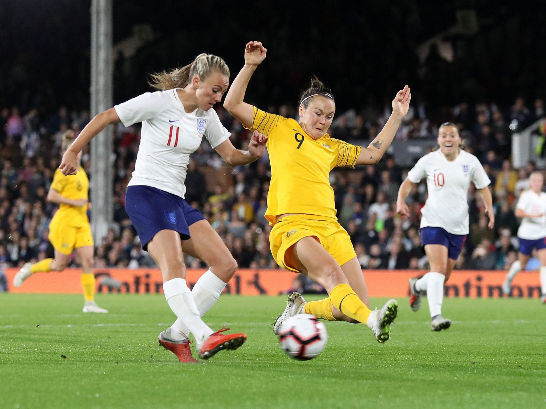 women s football latest news breaking stories and comment the