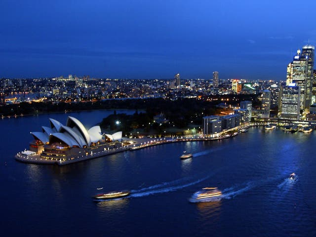 Nearly all migrants who settled in Australia last year moved to Sydney or Melbourne
