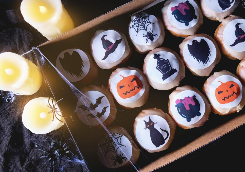 9 Best Cakes And Biscuits For Halloween 2018 The Independent