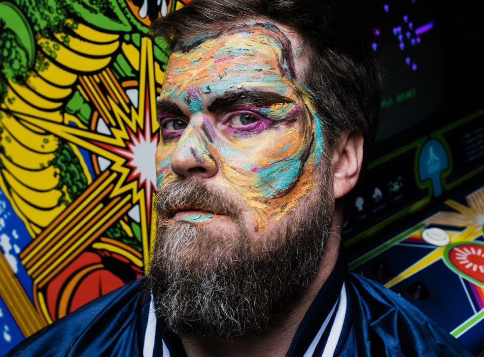 Grant's new album contains bursts of optimism as well nodding to the darker side of life