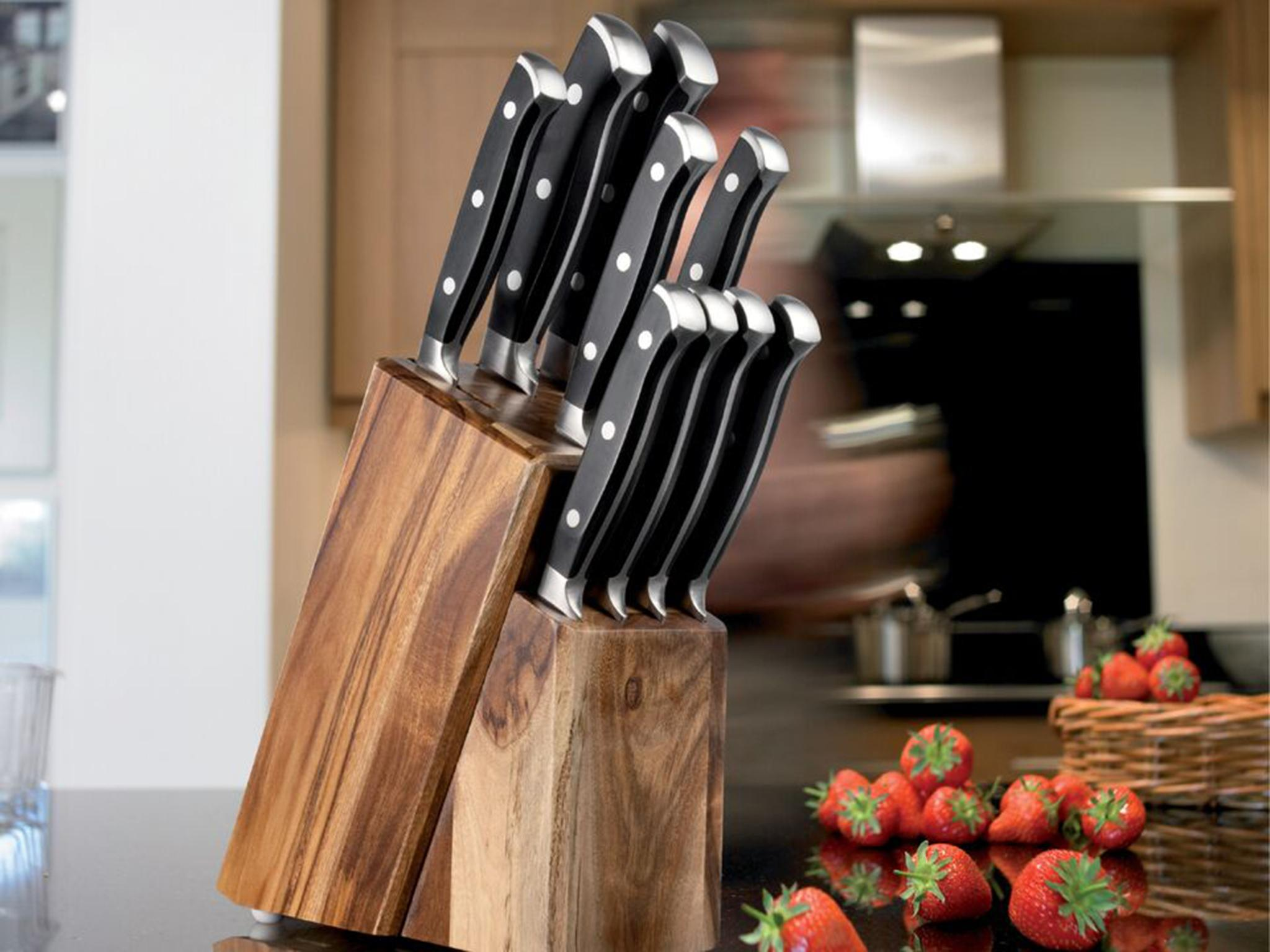 15 best kitchen knife sets the independent