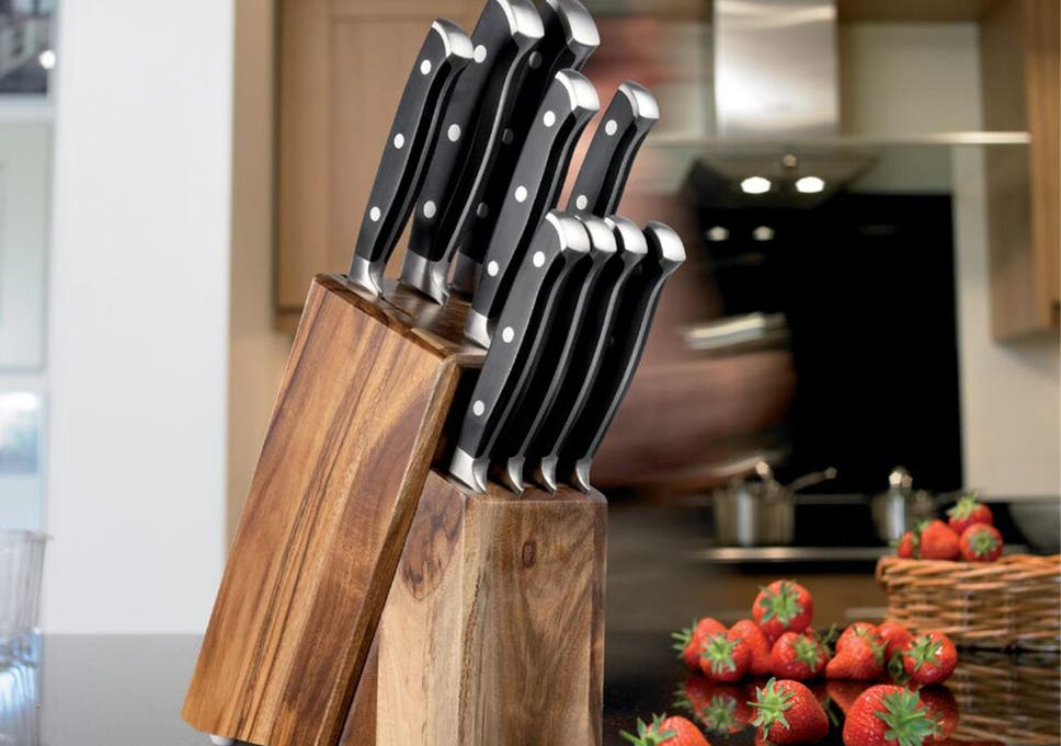 15 best kitchen knife sets the independent rh independent co uk Kitchen Knives Brands Top Kitchen Knife Sets