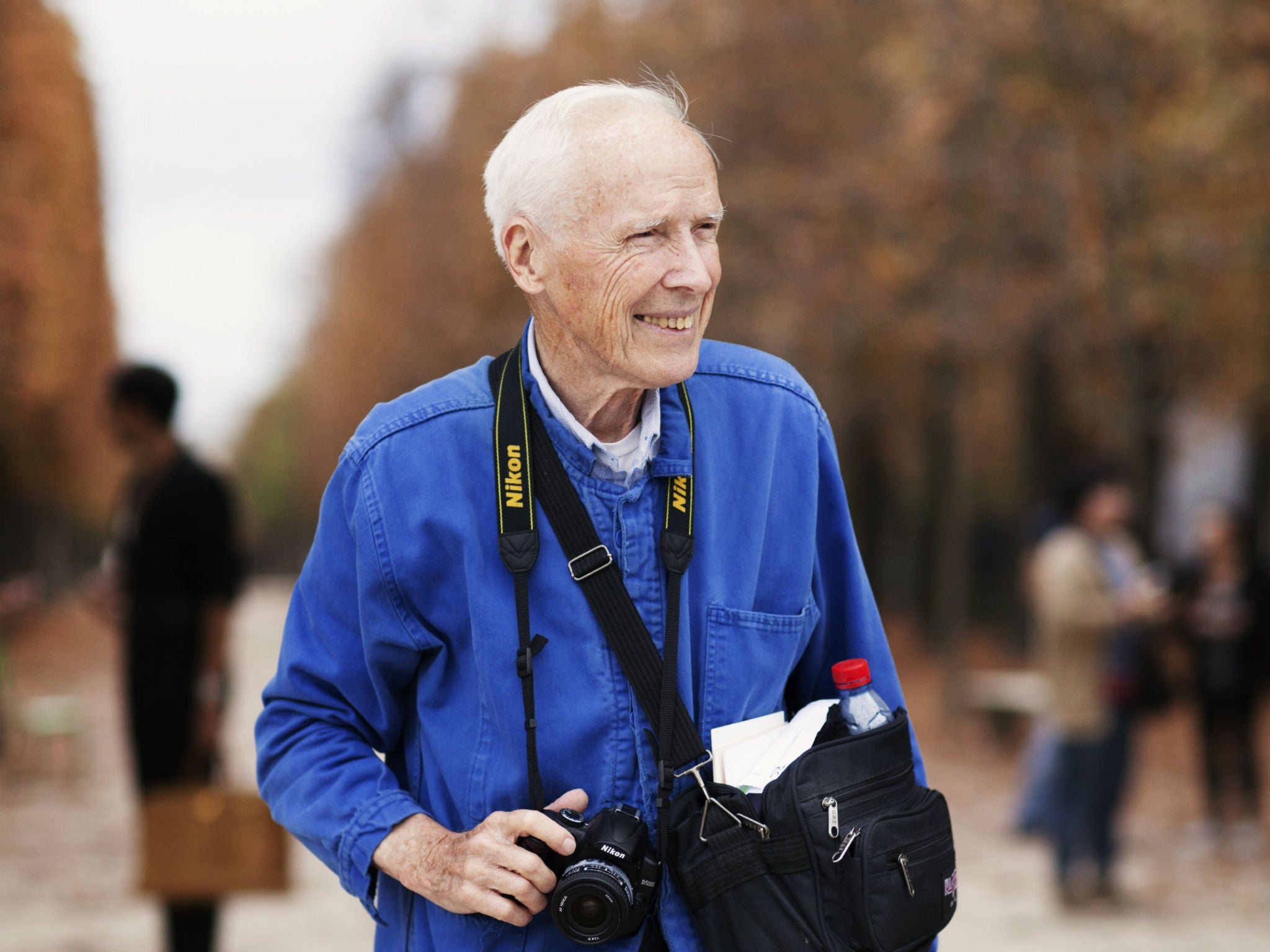 Fashion Climbing: A New York Life by Bill Cunningham, review: 'Enjoy the glorious, glamorous ride'