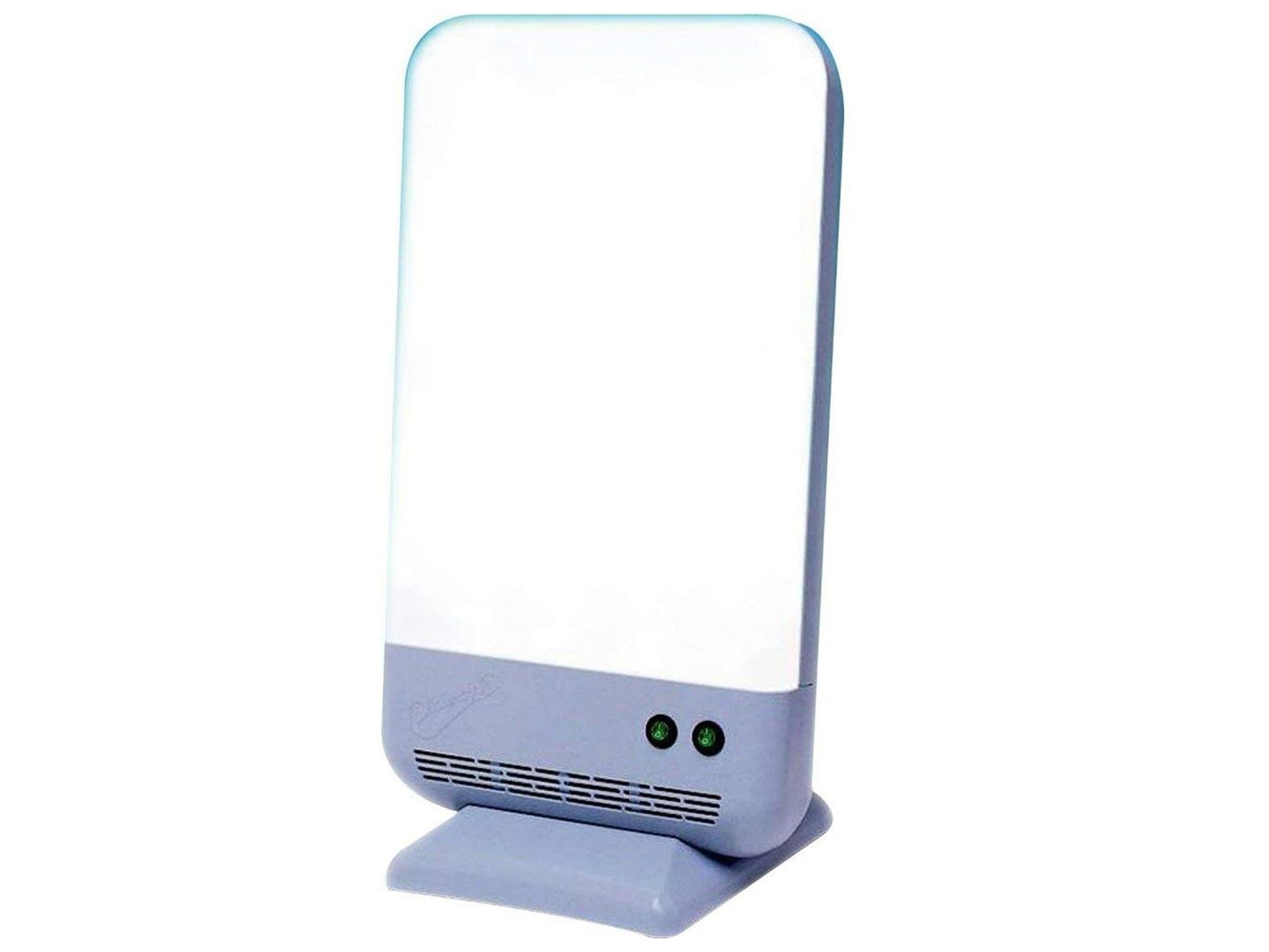 10 Best Sad Lamps The Independent 15 Hour Lamp Fader Sunset Power 10000 Lux This