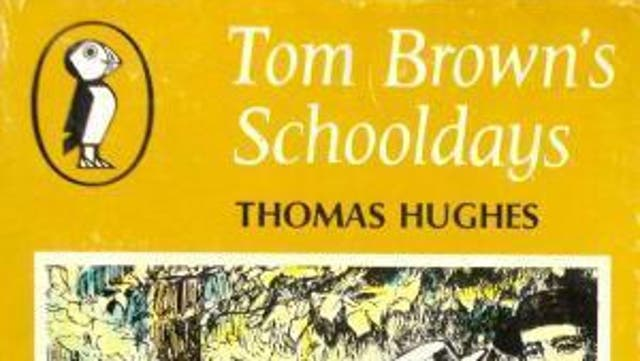 This moving, charming and poignant tale of boarding school life is included partly for its own merits, but also as it was the first in the school story genre which spawned so many thousands of books, through Enid Blyton right up to J K Rowling.  And, of course, the bully Flashman, without whom we wouldn't have George McDonald Fraser's hilarious series detailing his further adventures.