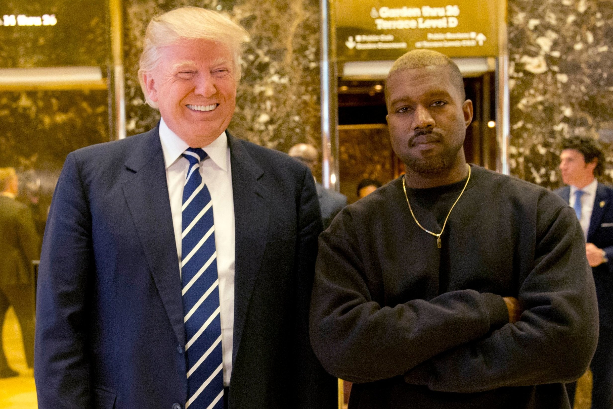 Trump-Kanye meeting - LIVE: President hosts lunch with Kanye West at White House