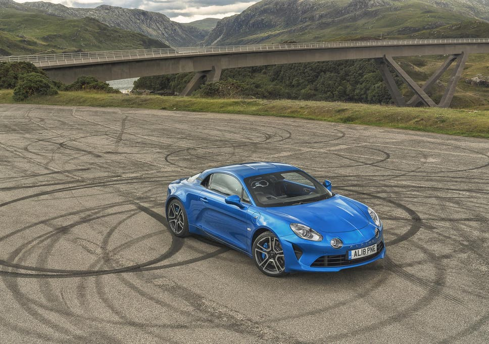 Alpine A110 Review Renault Reinvents A Classic Sports Car The