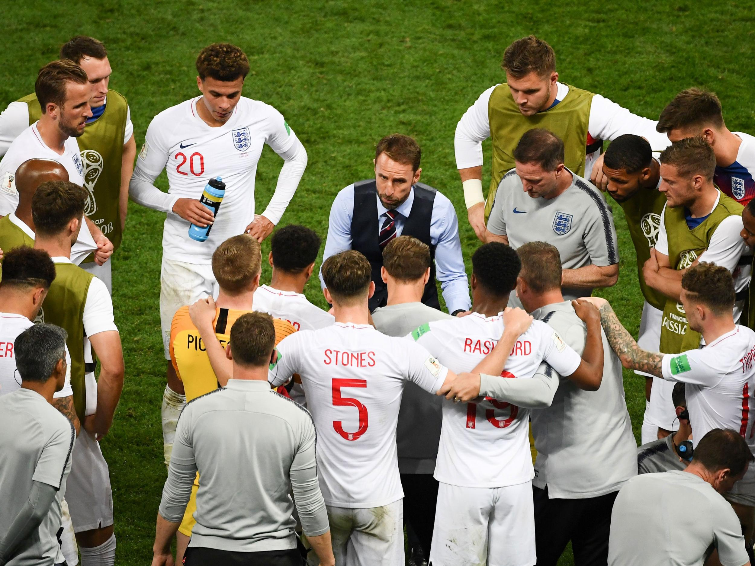 England's World Cup heroes breaking up as old guard and next generation struggle for minutes