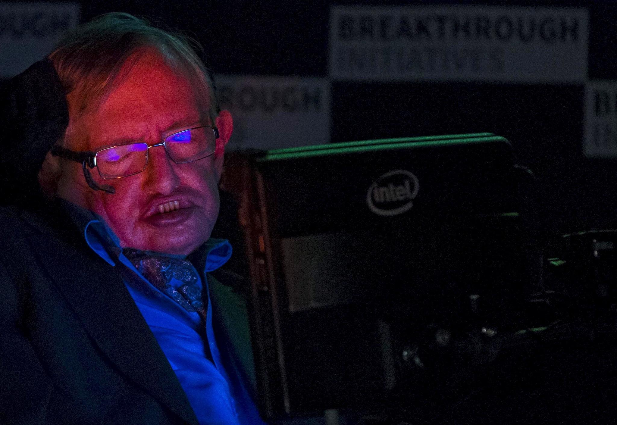 Stephen Hawking's last scientific study published, showing professor grappled with mystery of black holes right up until his death