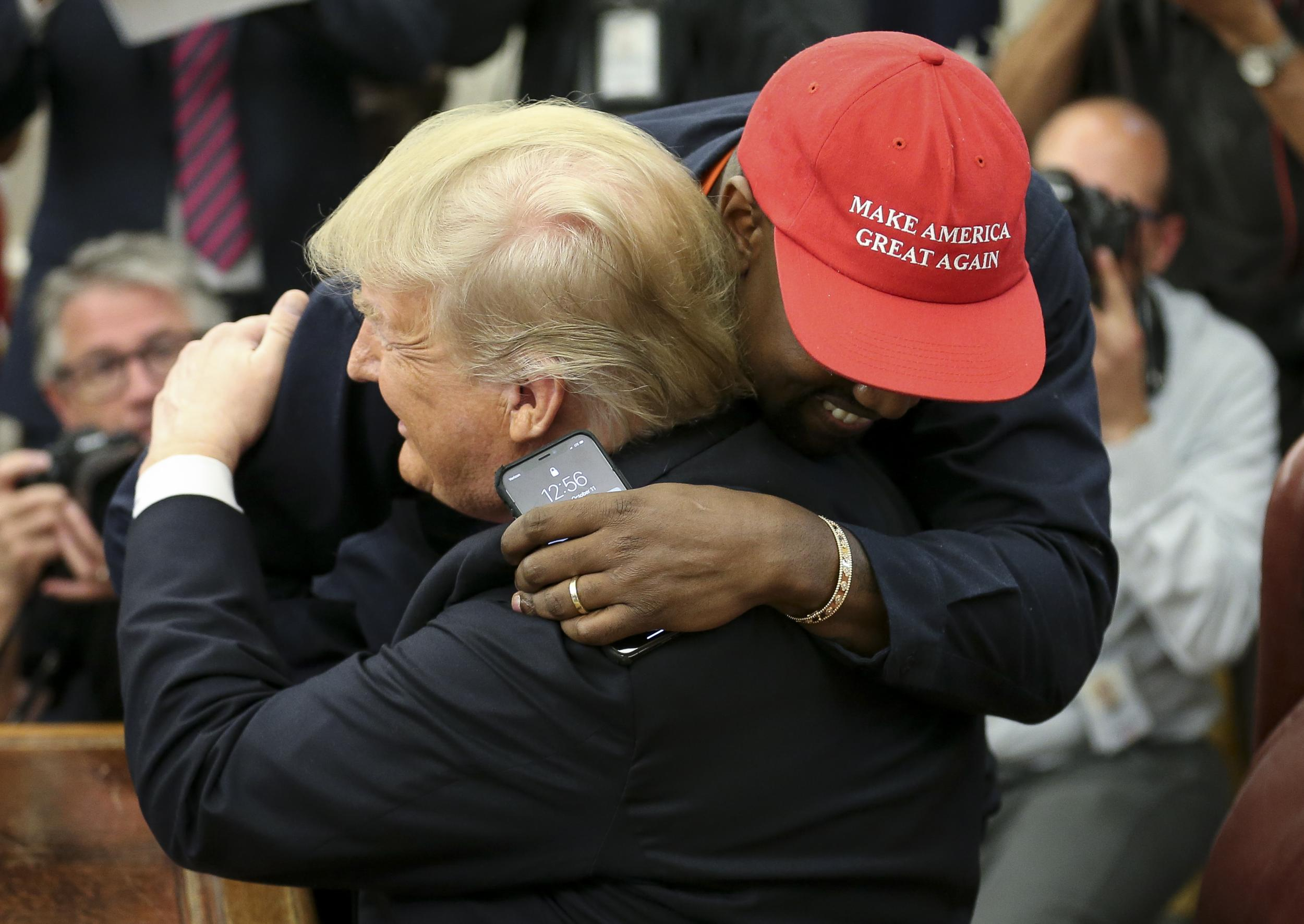 Kanye West's meeting with Trump: The strongest reactions, from TI and Axl Rose to Frankie Boyle