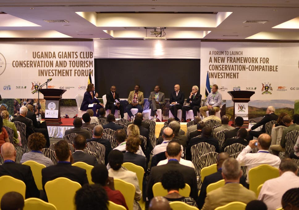 Uganda has hosted its first Conservation and Tourism Investment Forum