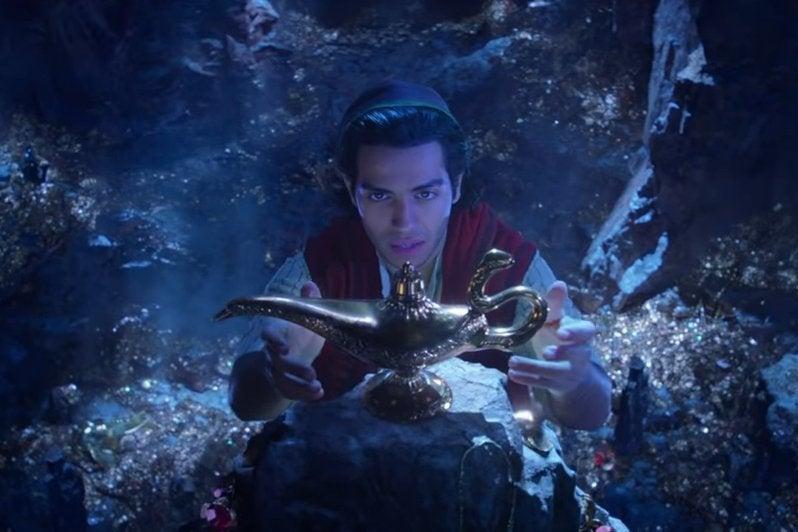 Aladdin trailer: First teaser for Disney's live action spectacular finally arrives