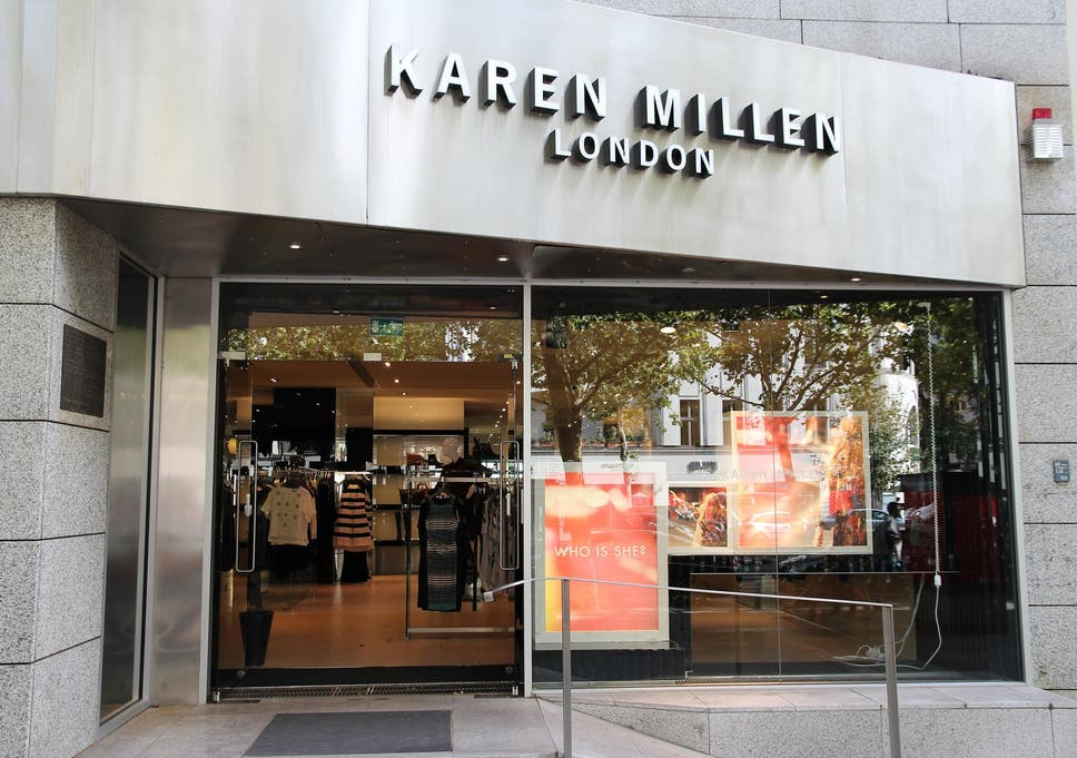 Karen Millen buys Coast out of administration | The Independent