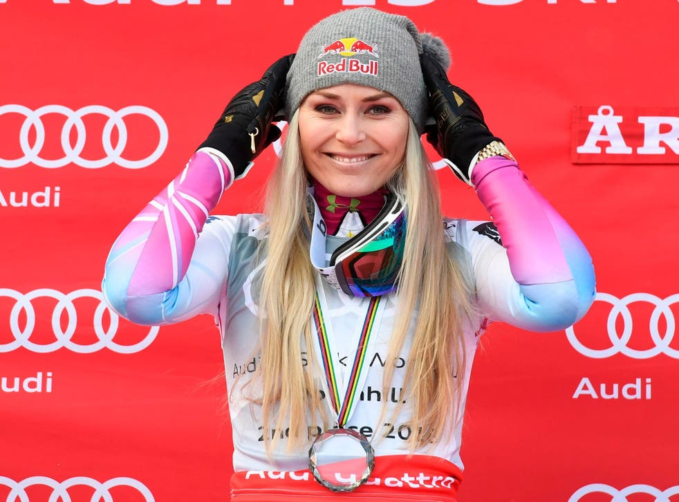 Lindsey Vonn will retire at the end of the season