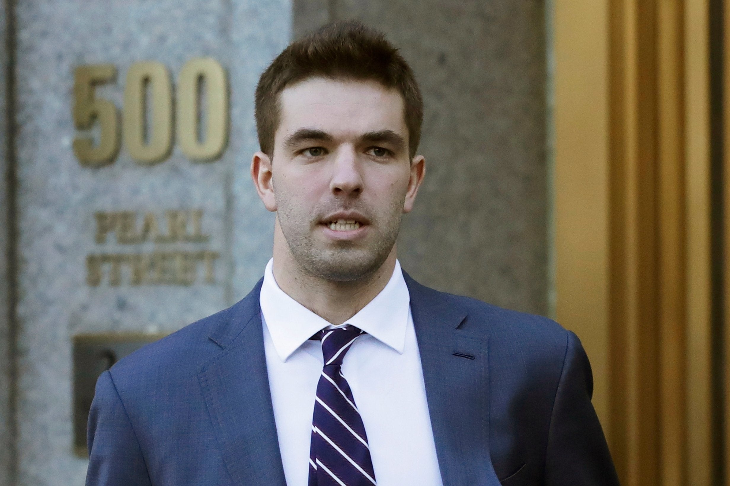 Fyre Festival founder Billy McFarland jailed for six years