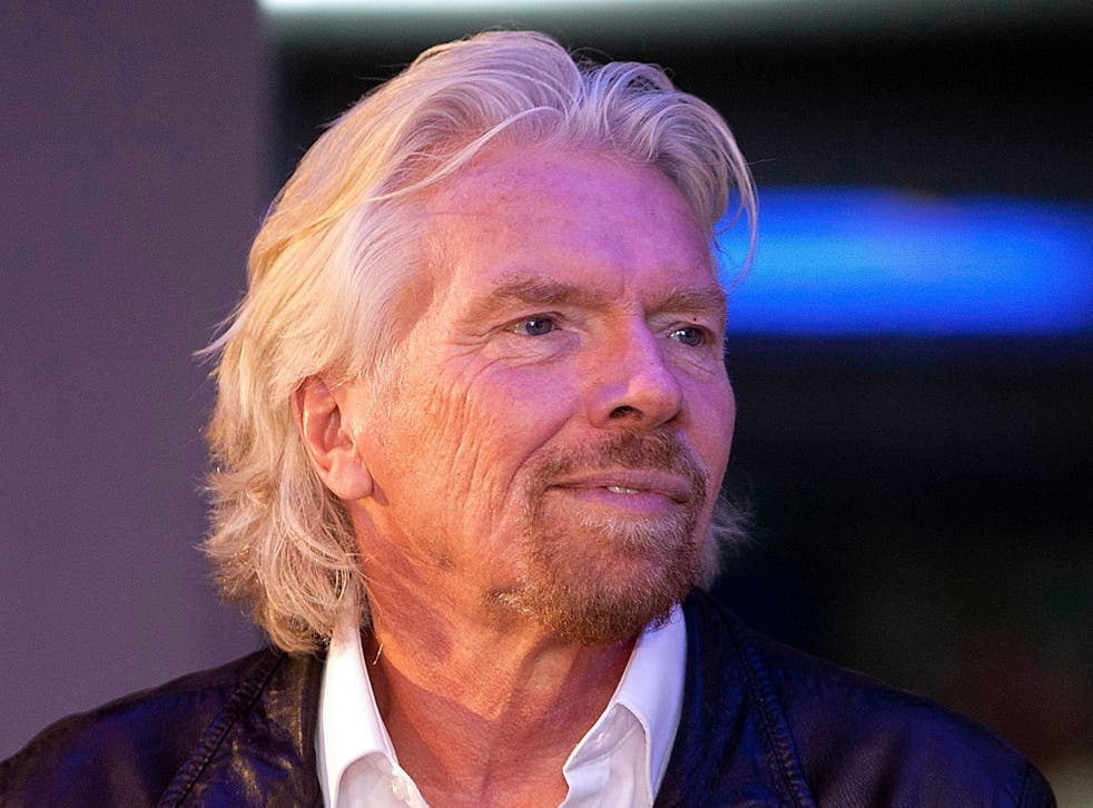 The British entrepreneur is also suspending his directorship of two tourism projects in Saudi Arabia
