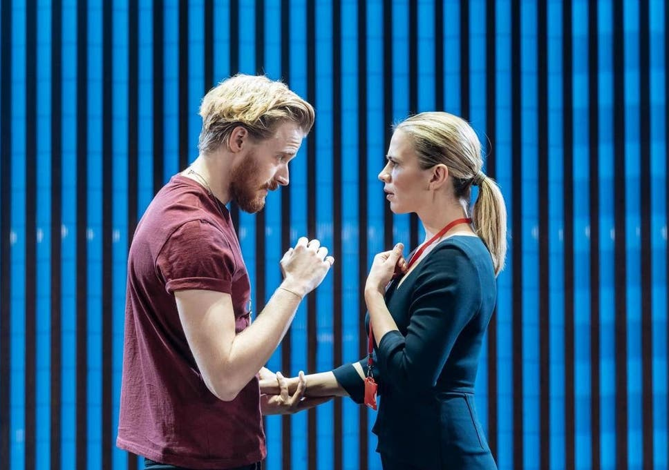 Measure For Measure Review Donmar Warehouse London Hayley Atwell