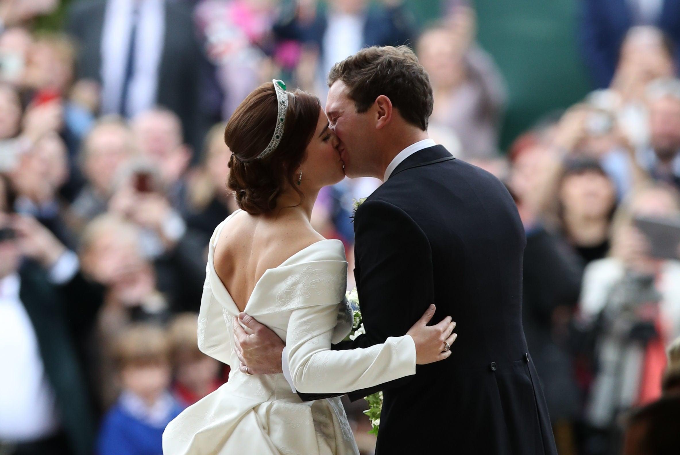 Royal wedding: Princess Eugenie chooses same makeup artist