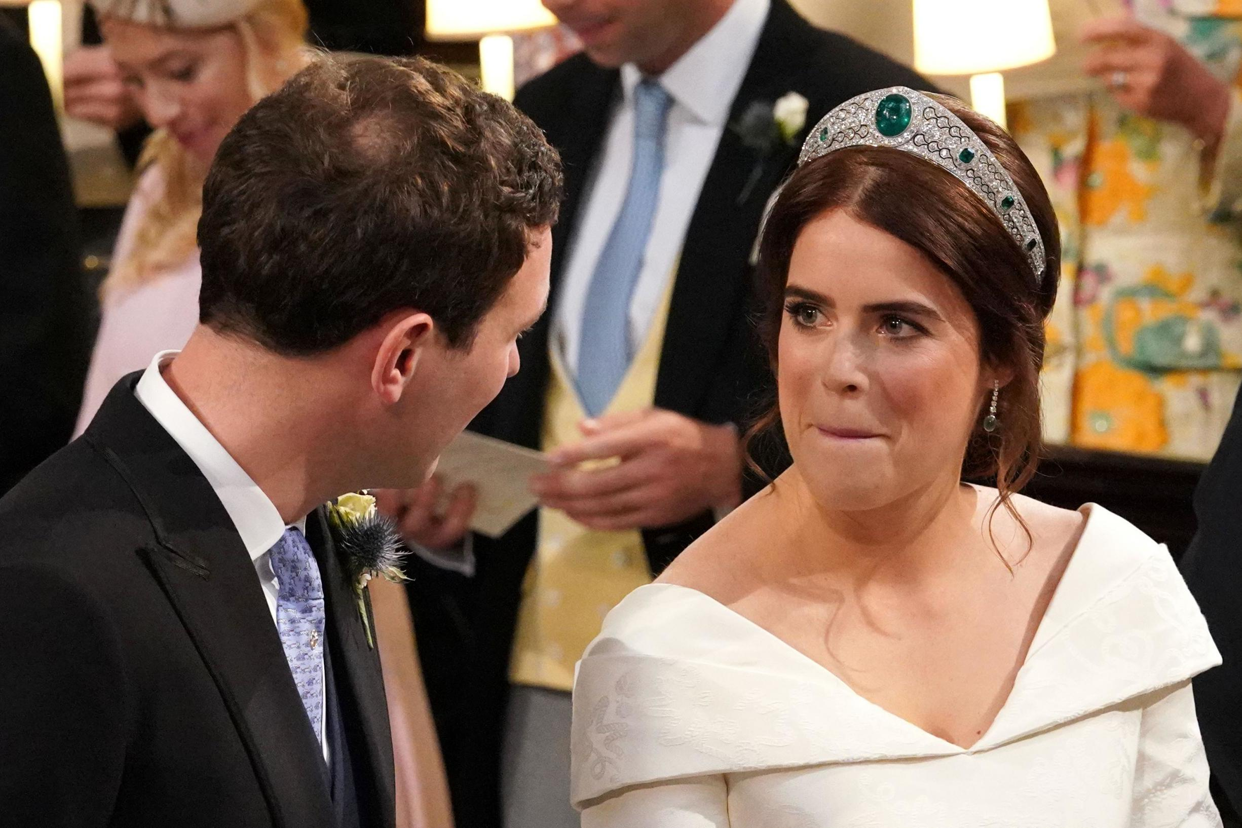 Royal wedding: The fascinating history behind Princess Eugenie's tiara
