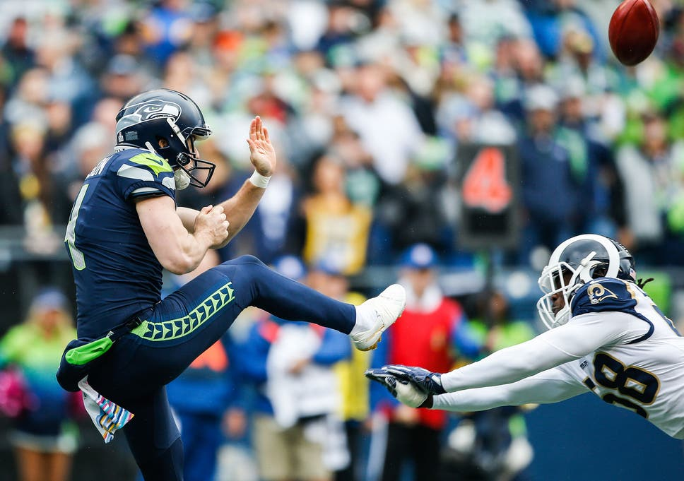 The life of an NFL punter: Michael Dickson may make it look