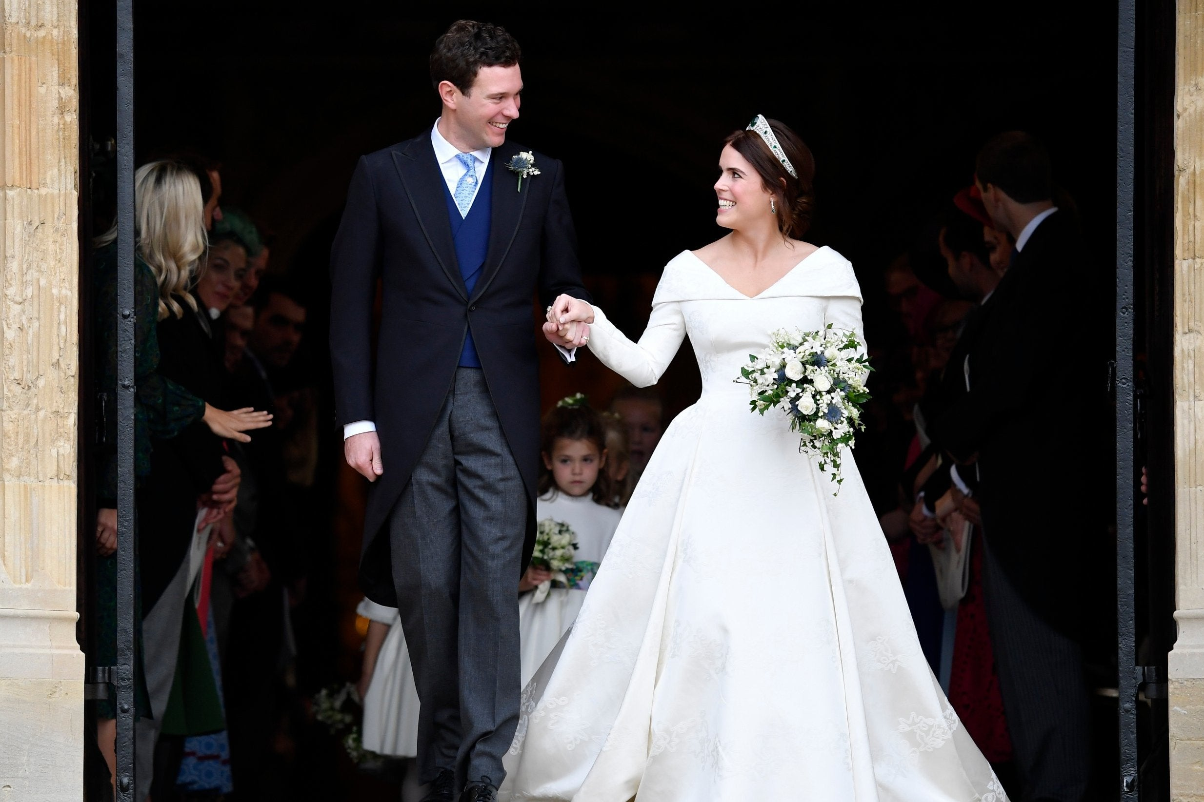 Peter Pilotto: Who is the designer that made Princess Beatrice's wedding dress?