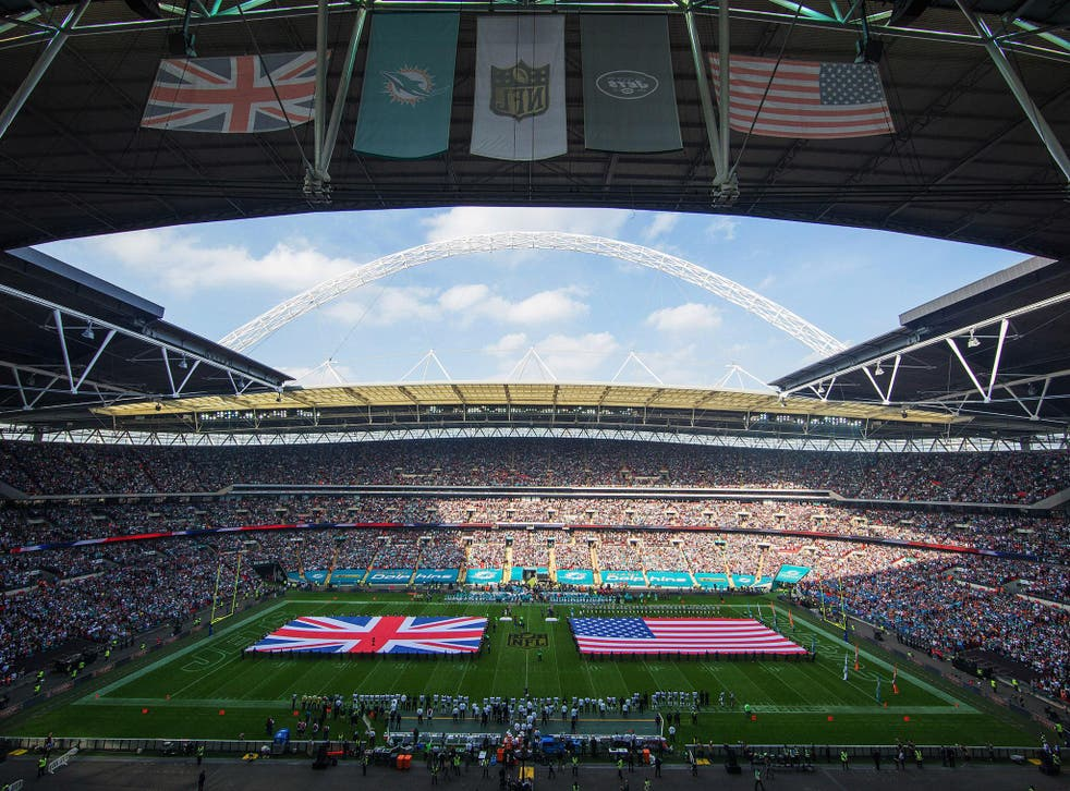 NFL returns to London better than ever and eyeing potential global domination